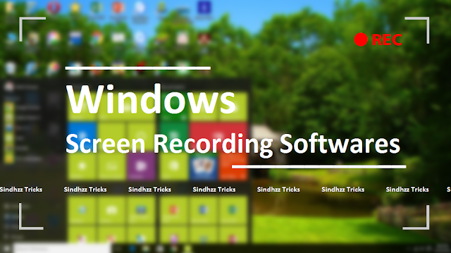 Top 5 Screen Recording Software For Windows