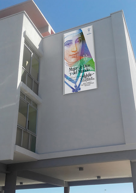 fachada lona-colegio-marianistas-alboraya juan jose diaz len