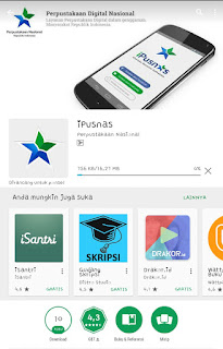 Download aplikasi ipunas