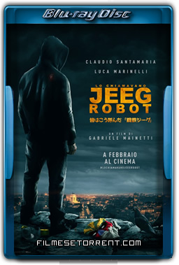 Meu Nome é Jeeg Robot Torrent