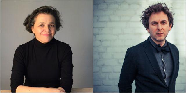 Paulina Zamora y Krzysztof Lason