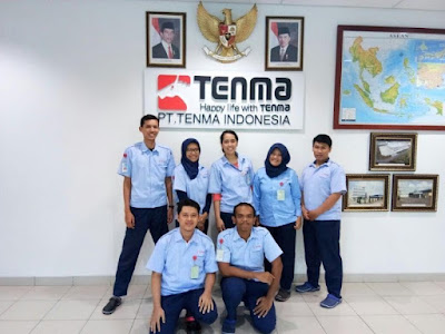 Lowongan Kerja Jobs : Accounting Supervisor, Teknisi, Quality Assurance Manager Min SMA SMK D3 S1 PT Tenma Indonesia Membutuhkan Tenaga Baru Seluruh Indonesia
