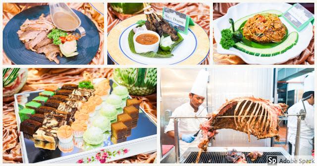 Buffet Ramadhan Murah di Bangi