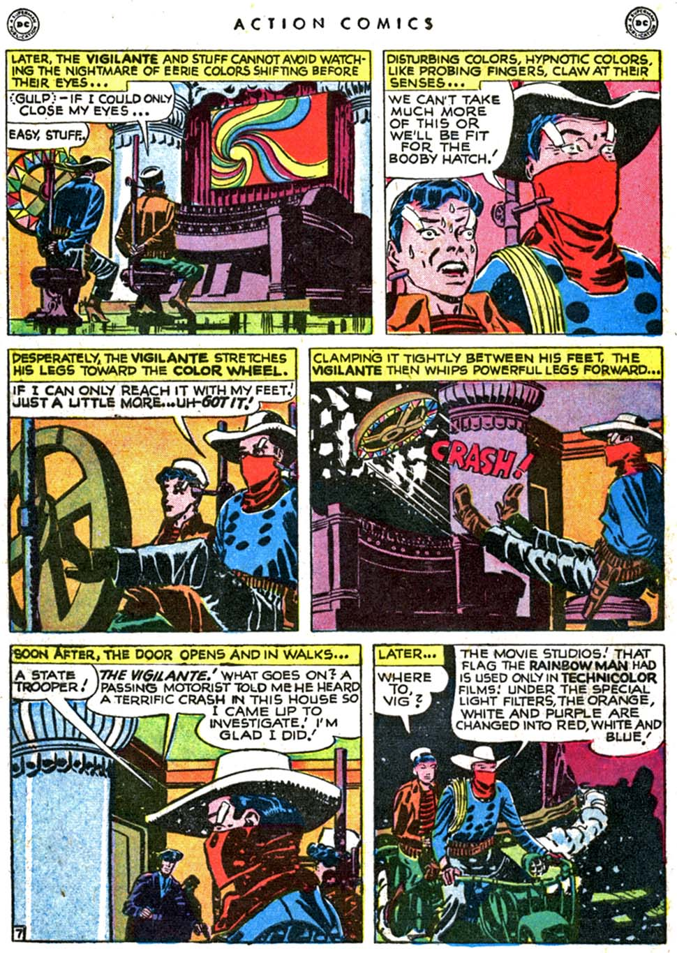 Read online Action Comics (1938) comic -  Issue #123 - 48