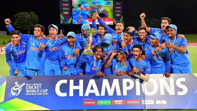 ICC Under-19 Cricket World Cup: 13 reasons why India conquered the world