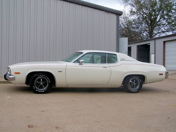 1974 Plymouth Satellite Sebring Plus Buy American Muscle Car