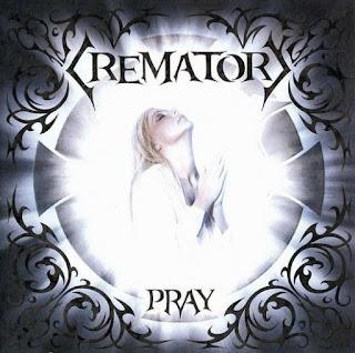 Pochette de Crematory - Pray