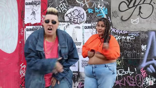 """O duo Rap Plus Size chega embrasando no funk e lança o clipe """"Toda Grandona"""""""