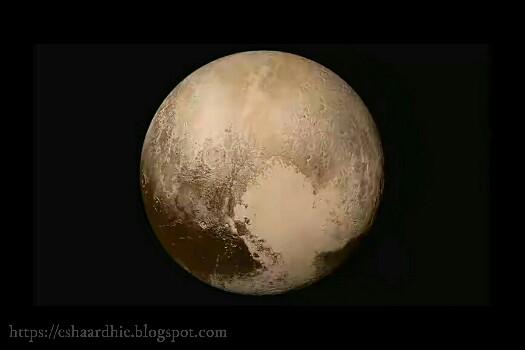 Animasi Nyata Dari Sistem Pluto Yang Menakjubkan