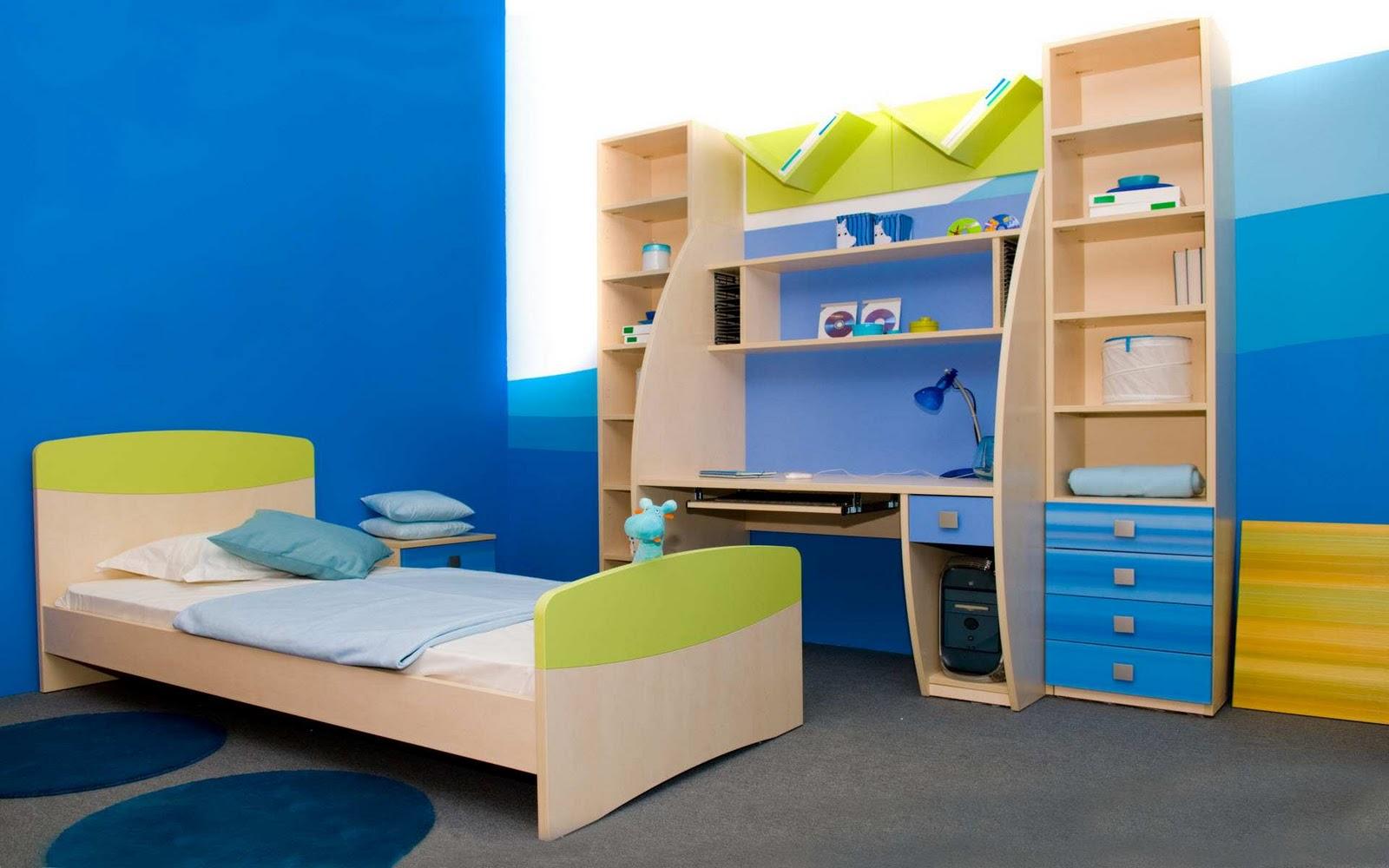 ديكور غرف نوم اطفال  ديكور غرف نوم رقم 25 | ديكور المنزل