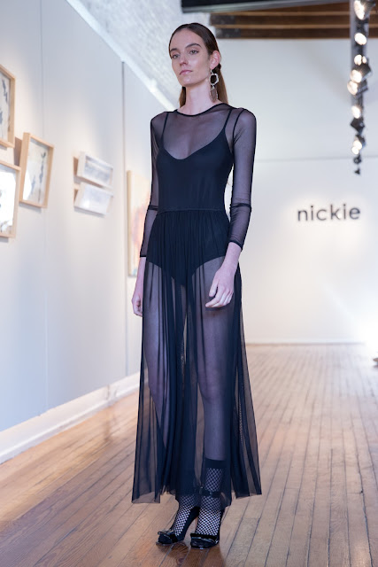 nickie, ready to wear, otoño invierno 17, fw17, fashion blogger, desfile, runway, eventos, events, barbie simmons, influencers, fashion influencer,