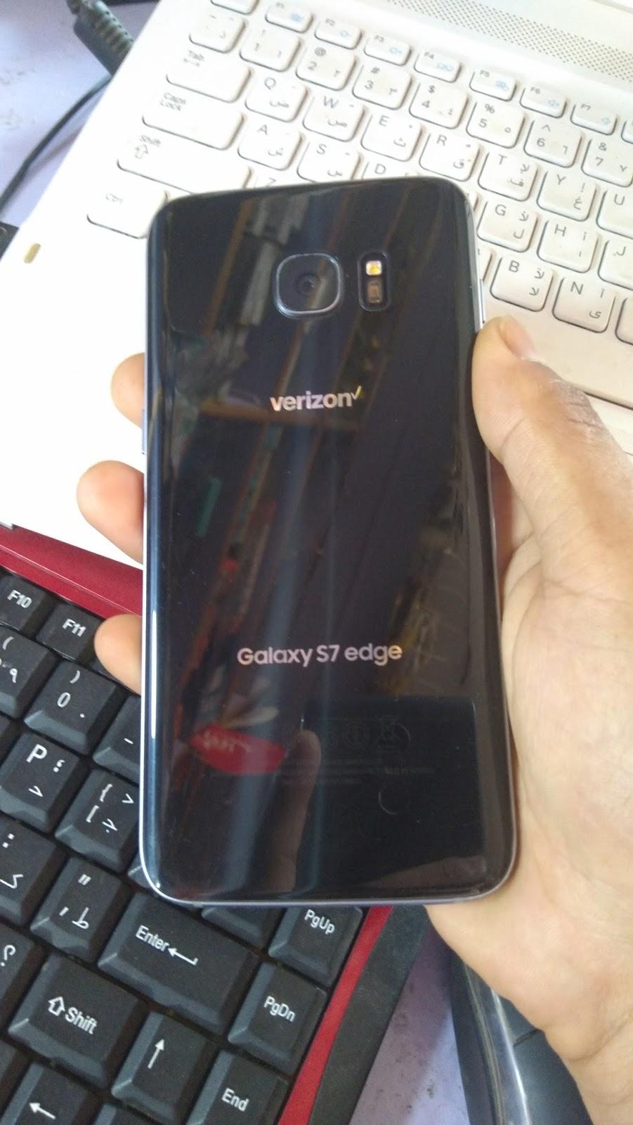 Samsung Galaxy S7 EDGE SM-G935V COUSTOM BLOCK Fix Solution 100