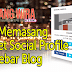 Cara Memasang Widget Social Profile di Sidebar Blog