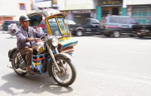 Cerita Tentang Kota Pematangsiantar - Becak Siantar Becak Terkeren di Indonesia