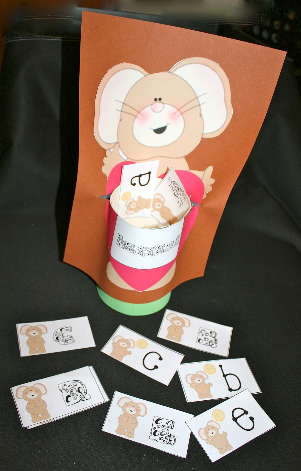 Classroom Freebies If You Give A Mouse A Letter Packet