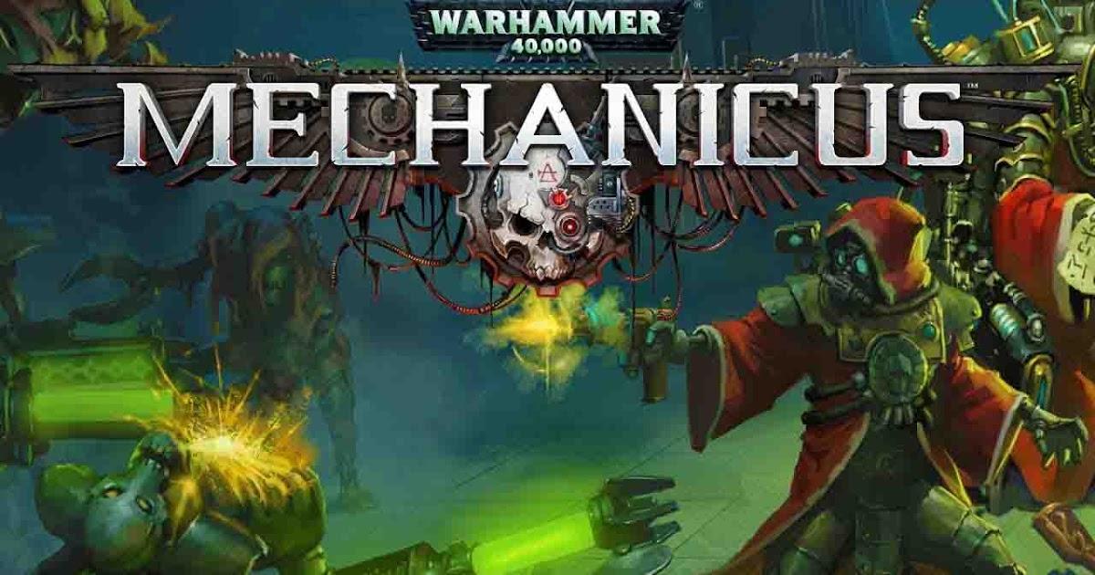 Warhammer 40000 Mechanicus | HaDoanTV Studio