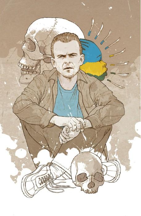 Иллюстратор из Польши Бартош Косовски (Bartosz Kosowski) 27