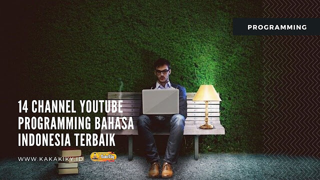 channel youtube programming bahasa indonesia