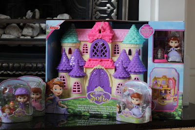 sofia the first castle toy