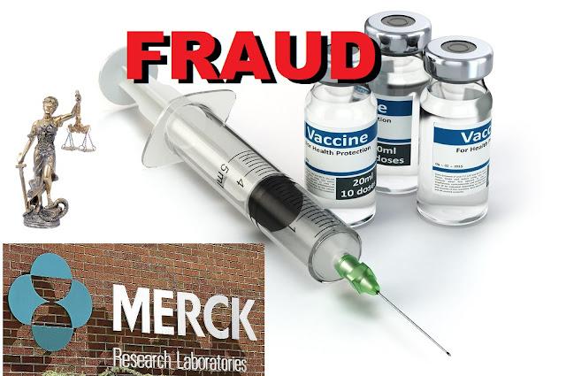 Merck-Vaccine-Fraud