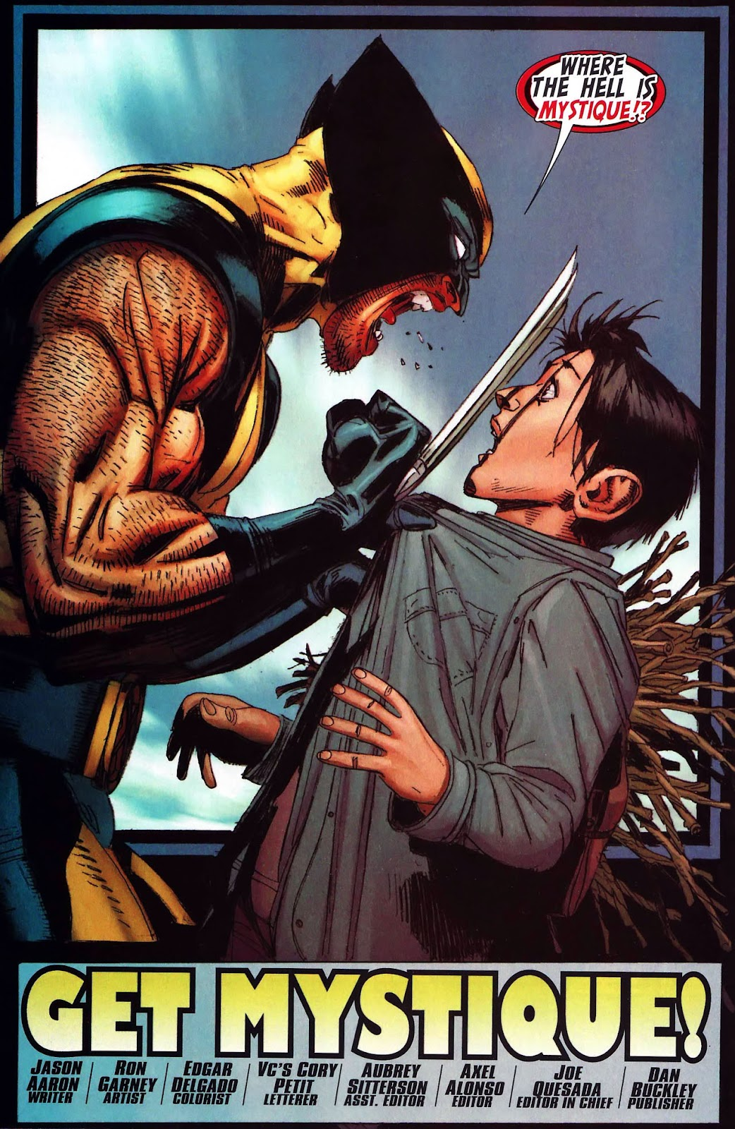 Read online Wolverine (2003) comic -  Issue #62 - 8