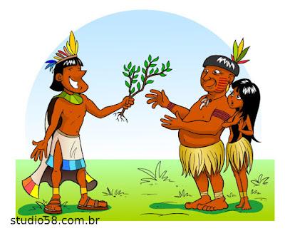 ilustração de lenda
