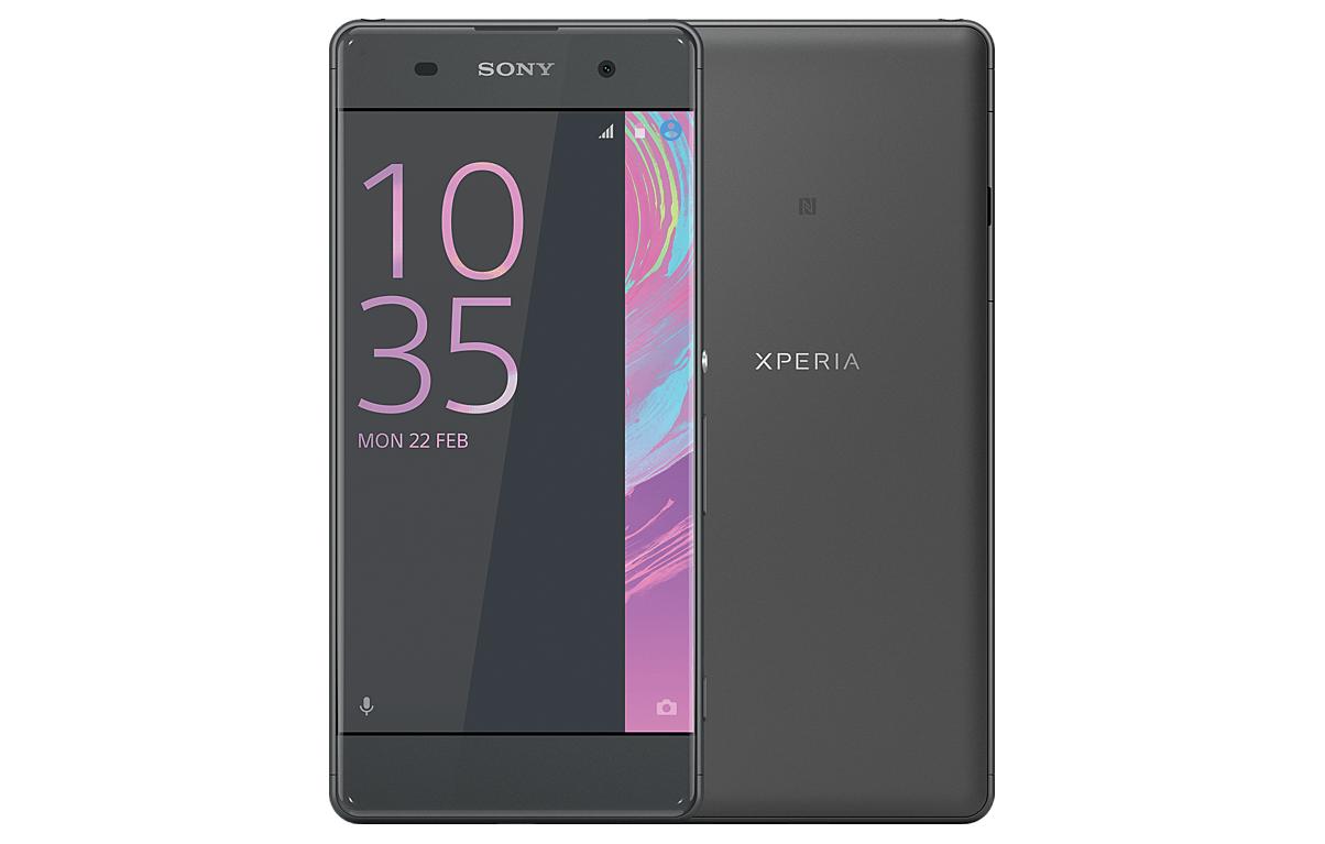 Cara Flashing Sony Xperia XA Ultra F3211 Bootloop / Mati total