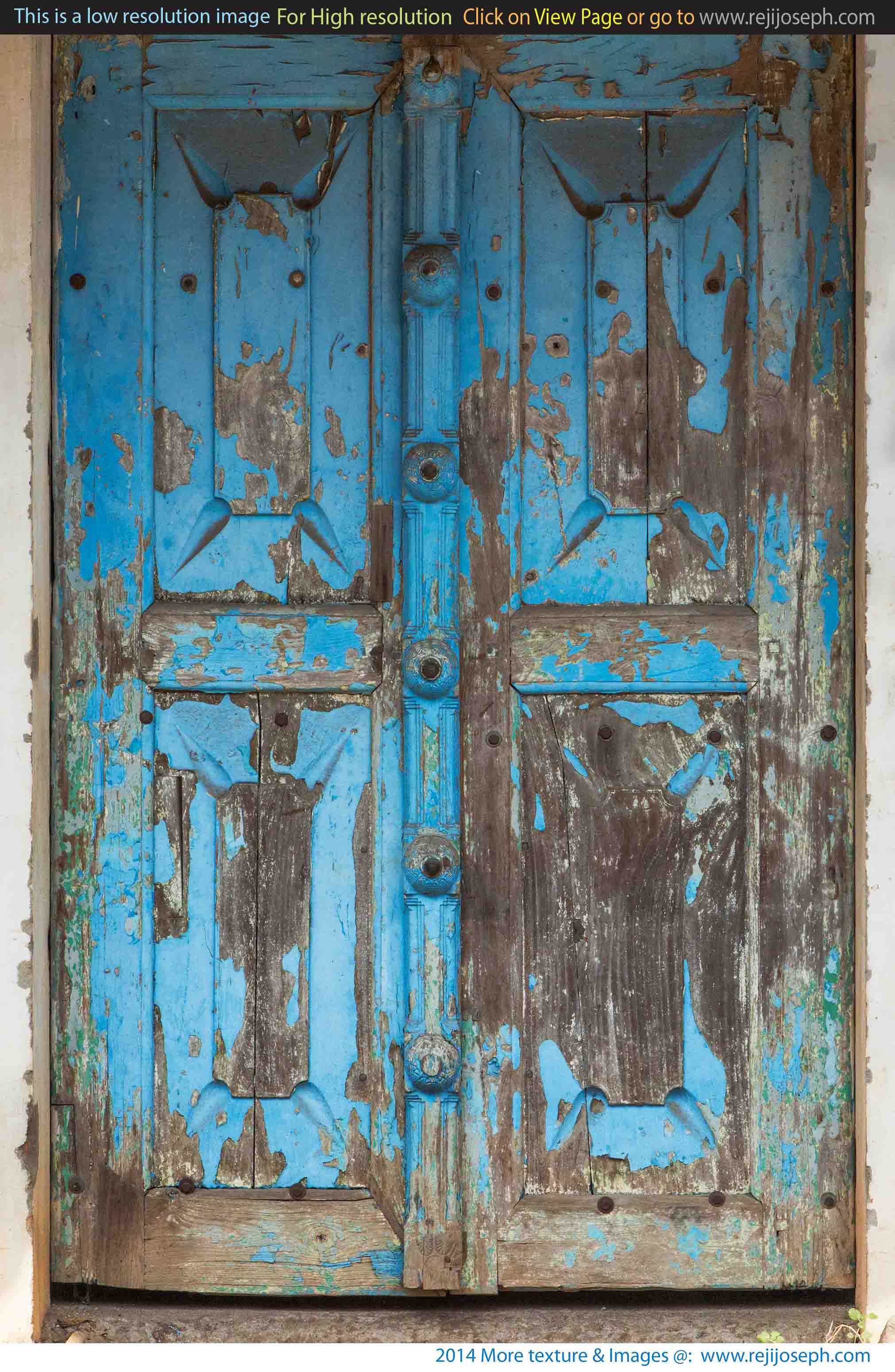Old Wooden Door texture 00003