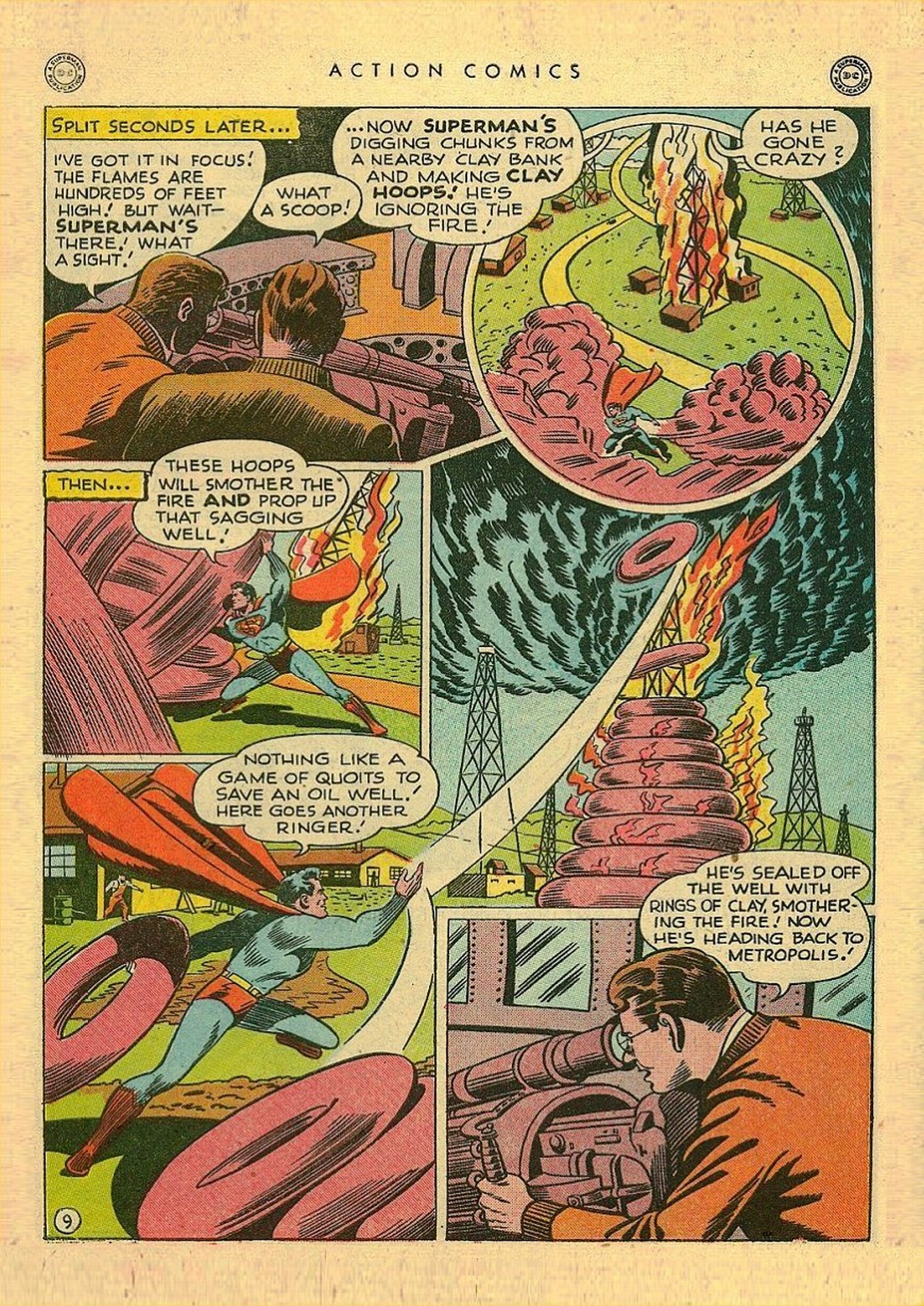Read online Action Comics (1938) comic -  Issue #111 - 11