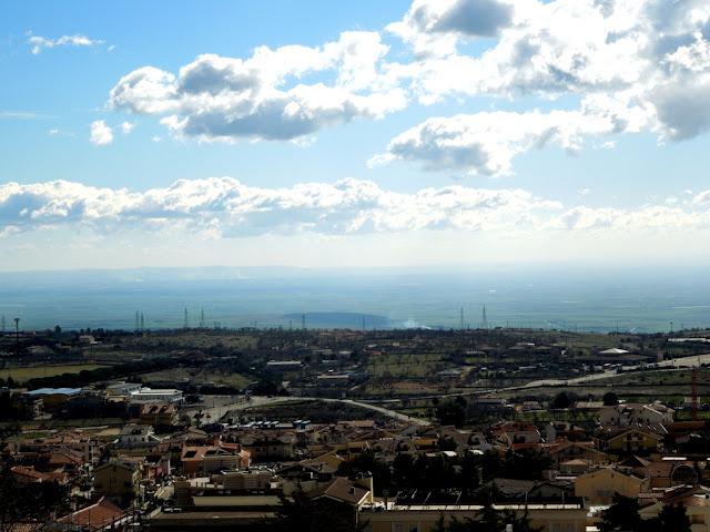 Vista S. Giovanni Rotondo