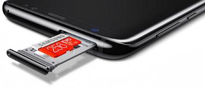 Samsung Galaxy S8 SIMCard