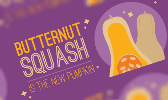 Butternut Squash Is the New Pumpkin