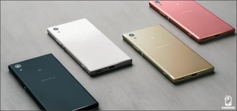 Sony anuncia Xperia XA1