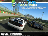 Real Racing 3 v5.0.0 APK Terbaru Update (Mega Mods)