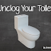 Unclog Your Toilet Without A Plunger