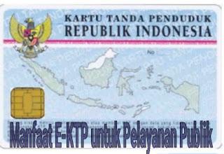 Manfaat E-KTP