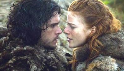 Kit Harington Rose Leslie 600x346 - GLOBAL: Game of Thrones co-stars Kit Harington & Rose Leslie are Engaged!