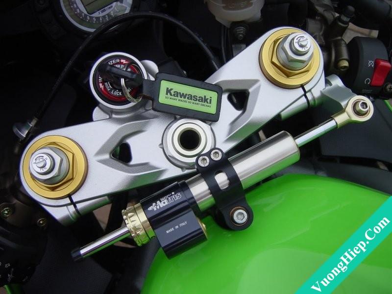 Trợ lực tay lái trên xe máy có tác dụng gì ?