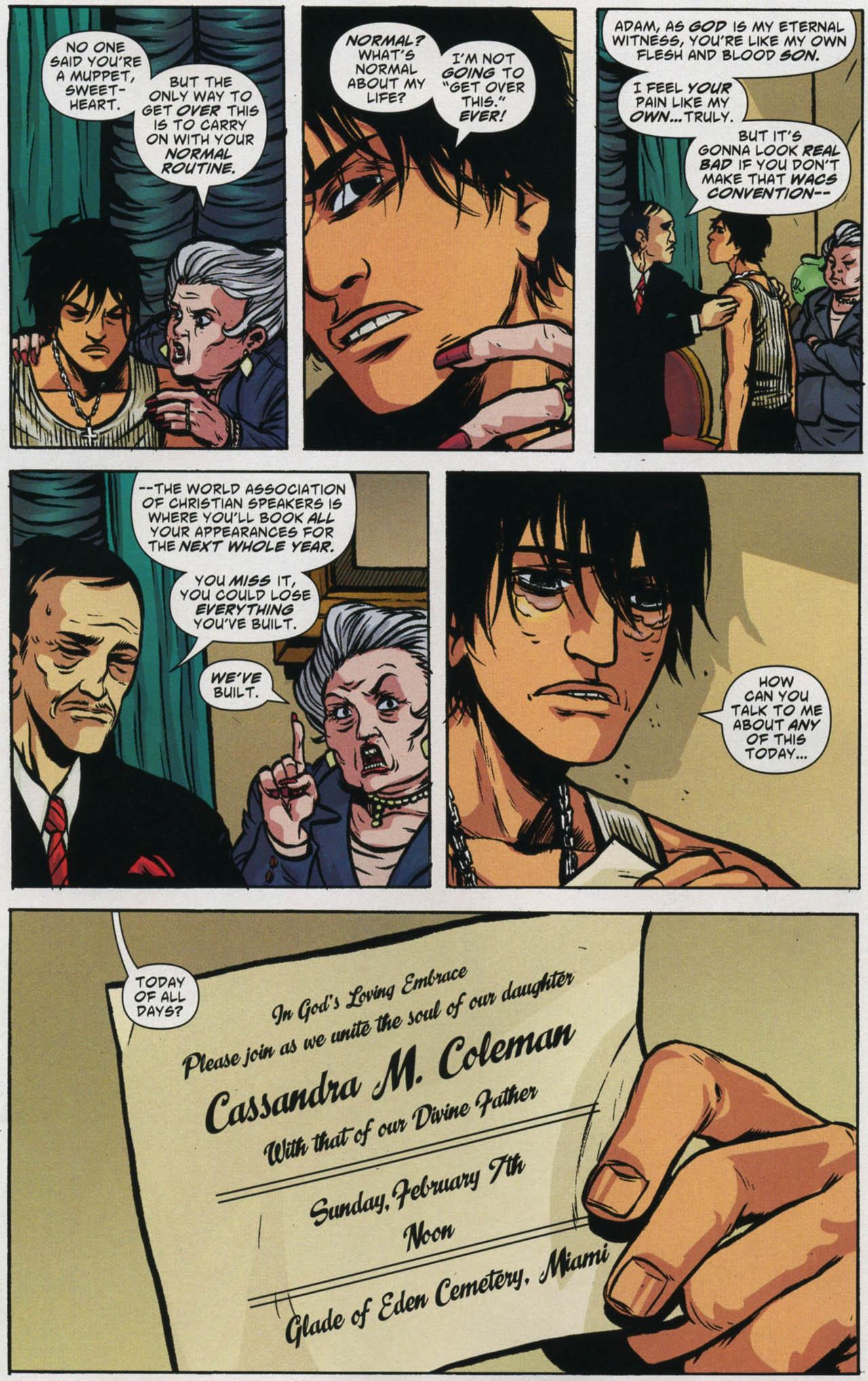 Read online American Virgin comic -  Issue #5 - 3