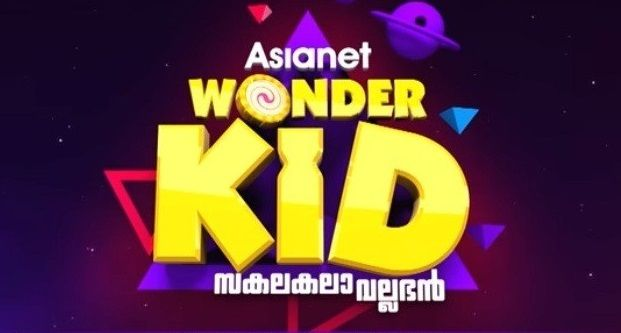 Wonder Kids on Asianet