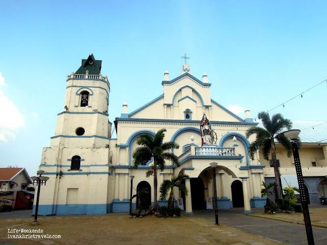 Sta. Catalina Church in Arayat, Pampanga