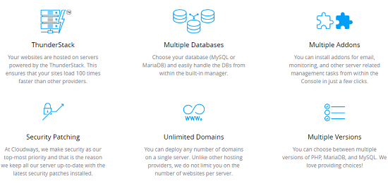 Control Hosting, Cloudways Hosting