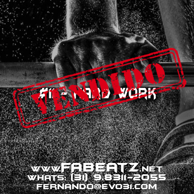 #11 - Hard Work [BoomBap 85 BPM] VENDIDO