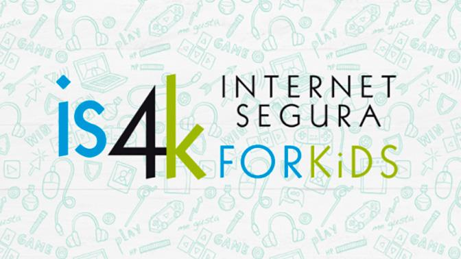 INTERNET SEGURA FOR KIDS IS4K