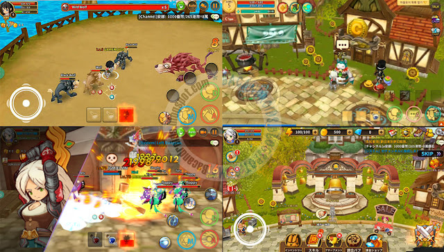 dragonsaga Apk Full release Android