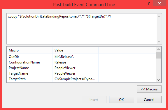 Jeremy Bytes: Using Build Events in Visual Studio to Make