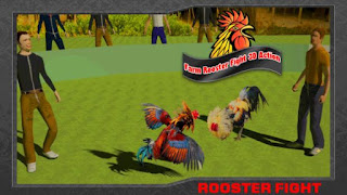Farm Deadly Rooster Mod Apk Screenshot 1