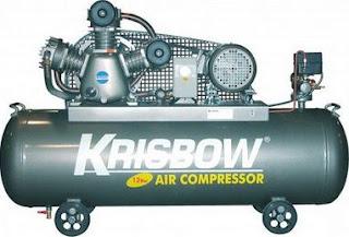 Daftar Harga Mesin Kompresor Angin Lengkap Terbaru
