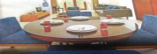 Tips Memilih Meja Makan Yang Pas Di Rumah Anda