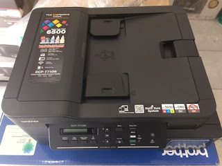 printer brother t710w